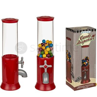 Retro Mini Sweet Vending Machine Children'S Jelly Bean Candy Dispenser Kids Toys