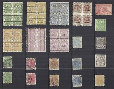 y2749 Z.Africa Republic / A Small Collection  Early & Modern Lhm & Used