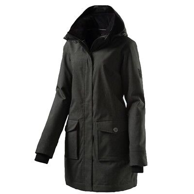 McKinley Wintermantel Lake 2 Jacke black Damen Mantel Black