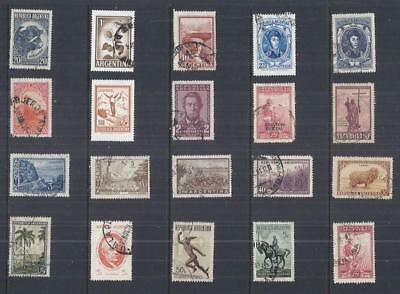 y2562 South America Mix / A Small Collection  Early & Modern  Used
