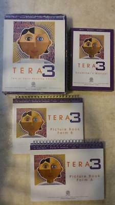 TERA 3 -  The Test of Early Reading Ability 3