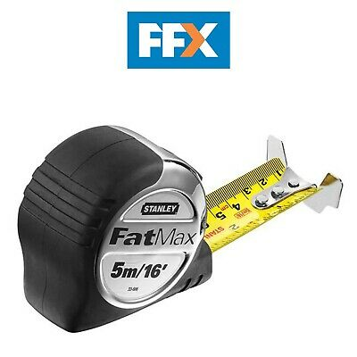 Stanley STA533886 FatMax 5m/16ft Tape Measure