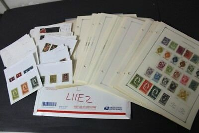 CKStamps : Fantastic Mint & Used Liechtenstein Stamps Collection In pages