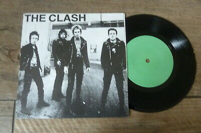 The Clash - Demos From Give 'Em Enough Rope 1988 USA EP PYSHEDELIC MOOSE