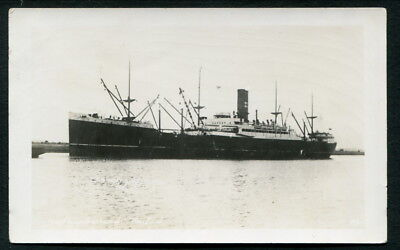 "Rppc Federal Steam Navigation ""northumberland"""