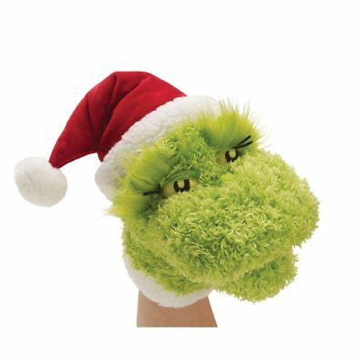 Dr Seuss How the Grinch Stole Christmas Hand Puppet