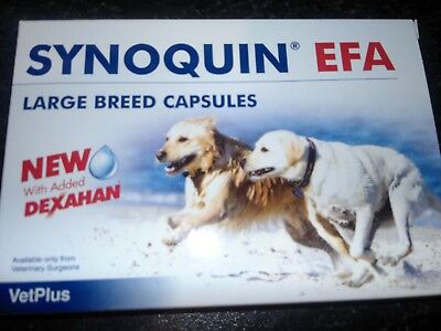 Synoquin EFA Joint Supplement Large Breed Tablets x 13
