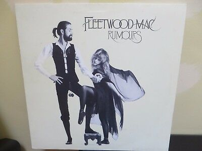 FLEETWOOD MAC RUMOURS Warner Bros. WB 56344 + Gatefold Insert & Textured Sleeve
