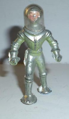 Johillco Or Cherilea Vintage Lead Rare Spaceman Walking- 1940/50's
