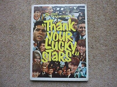 Thank Your Lucky Stars 1964 Beatles Rolling Stones Cilla Black Dave Clark