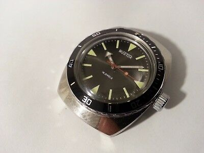 2209  Wostok/Vostok Amphibian 200-meters Diver made in USSR