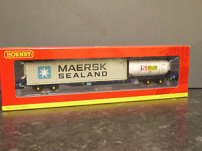 Hornby OO scale R6484 KFA container wagon