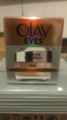 Olay Ultimate Eye Cream ark Circles, Wrinkles & Puffiness 15ml