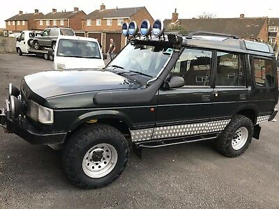 landrover discovery 300tdi spares or repairs off roader 4x4