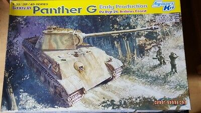 DRAGON 1:35; Panther Aus G 26th Pz.Reg Italy 1945