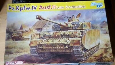 DRAGON 1:35; Pz. IV Ausf H