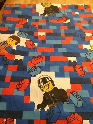 Lego Movie Single Duvet Cover and Pillow case