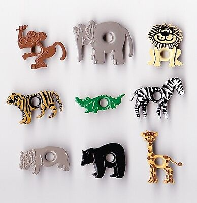 Scrapbooking Embellishments Eyelets Animals Pack of 90 ***FREE POSTAGE***
