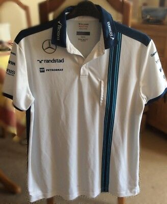 Williams Martini Racing Shirt