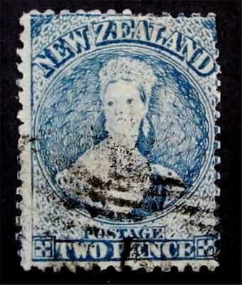 nystamps British New Zealand Stamp # 28B Used $83