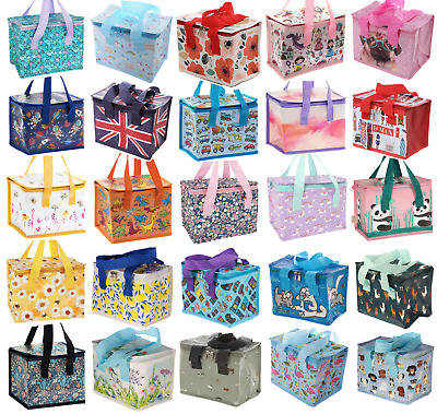 Childrens Kids Unicorn Lunch Bags Insulated Cool Bag Picnic Bags School Lunchbox