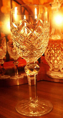 Waterford Crystal Powerscourt Port Glasses 690/124-5 7/8""