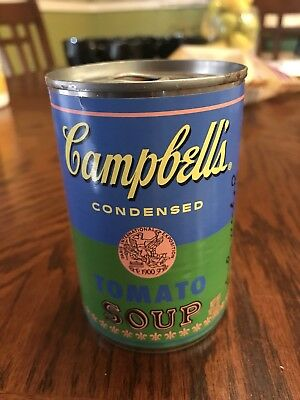 Andy Warhol Limited Edition Campbell'S Soup Cans, 1 Multi Colored Version