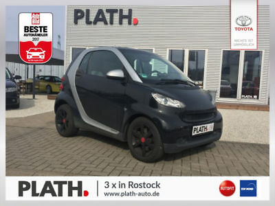 Smart fortwo coupe Panoramaglasdach