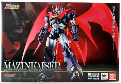 Soul of Chogokin GX-75 Mazinkaiser Action Figure Bandai Authentic US Seller