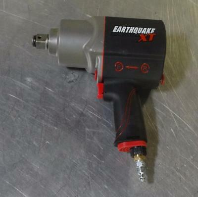"""Central Pneumatic Earthquake Eq34Xt 3/4"""" Air Impact Wrench No Reserve"""