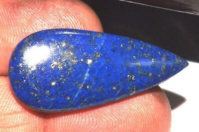 16.80 cts 100% Natural Untreated Quality Blue Lapis Lazuli Gemstone #tlp306