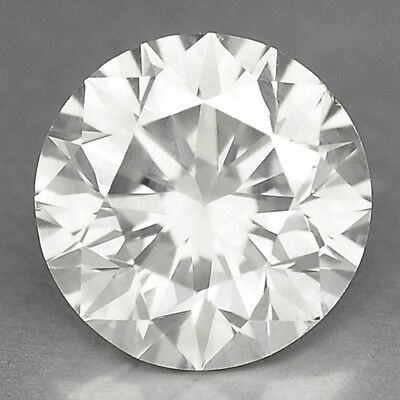 0.40 Cts UNTREATED SPARKLING WHITE COLOR NATURAL LOOSE DIAMONDS-SI1