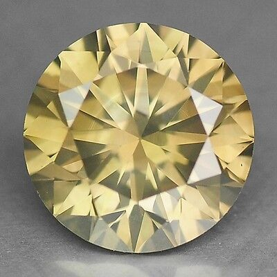 0.82 Cts SPARKLING RARE UNTREATED GREENISH YELLOW NATURAL DIAMONDS- VS2