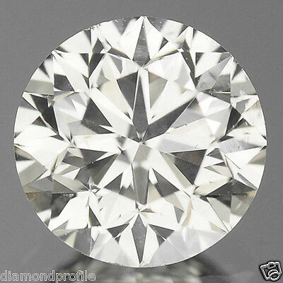 1.27 Cts EXCELLENT SILVER GREY WHITE COLOR NATURAL LOOSE DIAMONDS- SI1