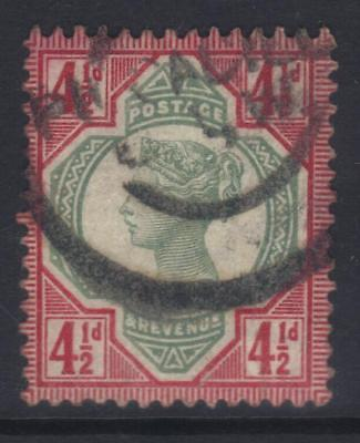 Great Britain 1887-1902 Jubilee Issue Sg206 Used Cat £45