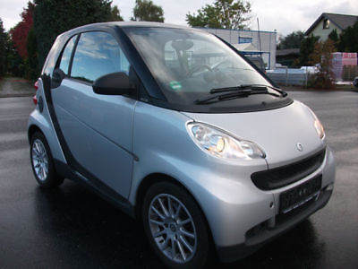 Smart smart fortwo coupe softouch pulse AT Motor