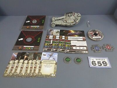 Wargaming Star Wars X Wing Clearance  Yt 2400 Freighter Lot 659