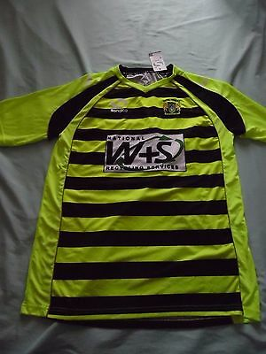 Maillot football shirt yeovil taille L neuf