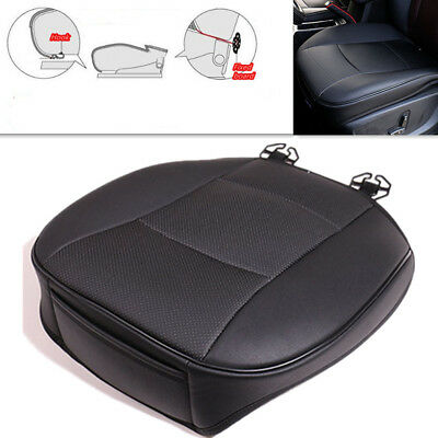 Luxury Universal Car Breathable Seat Cover Styling Four Feasons Leather Pad 1 PC