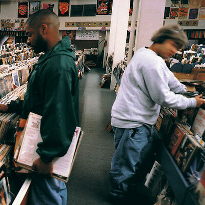 Dj Shadow Endtroducing New Sealed Double Vinyl Lp & Mp3 In Stock
