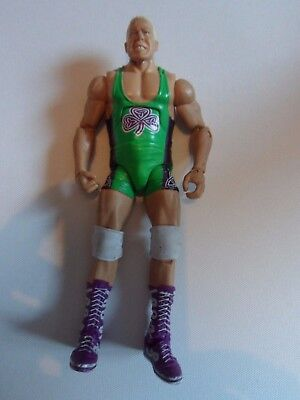 Fit Finlay Elite figure - Series 4 - Mattel - wwe wrestling wwf wcw