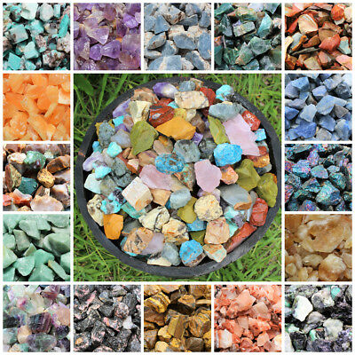 Raw Rough Natural Stones: Choose Type (Gemstone Reiki Crystal Specimen) LIST A