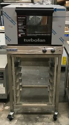 Moffat E22M3 Convection Oven with Stand