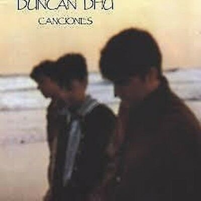"LP DUNCAN DHU ""CANCIONES - VINYL"". New"