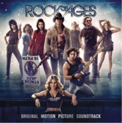 Rock of Ages  CD NEW