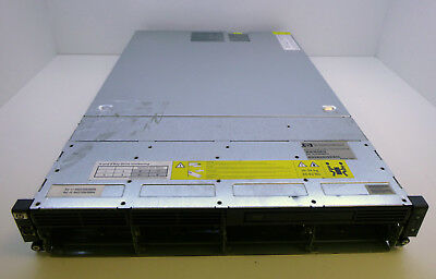 HP SAS Storage Array Left Hand P4300 AMD 4 Core 2.3GHz / 4GB / No HDD - ATO16A