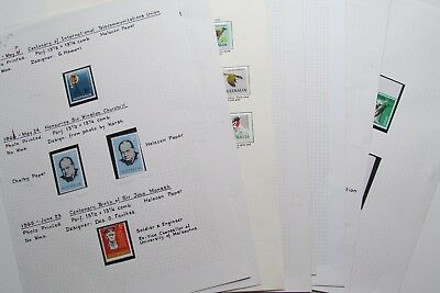 XL2852: Comprehensive Collection of Australia Stamps (1965 – 69).
