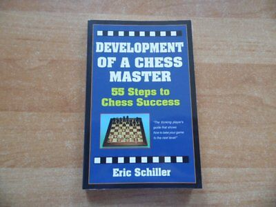 Development of a Chess Master 55 Steps by Eric Schiller Verlag Cardoza