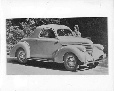1938 Willys ORIGINAL Factory Photo oub8847