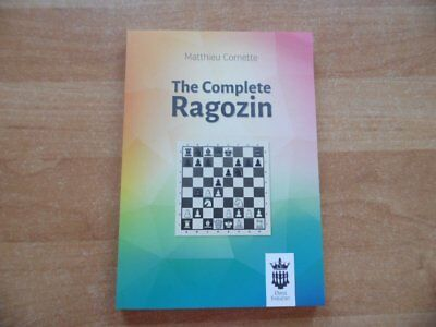 The complete Ragozin by GM Matthieu Cornette Chess Evolution 2017